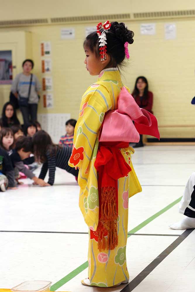 日本文化の継承:着物