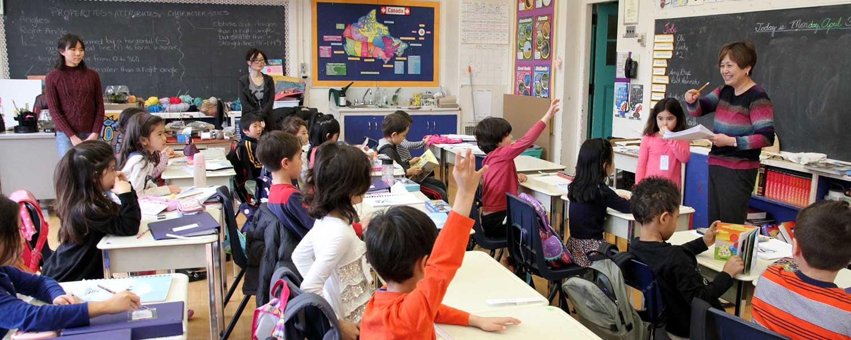 トロント国語教室:学習内容
