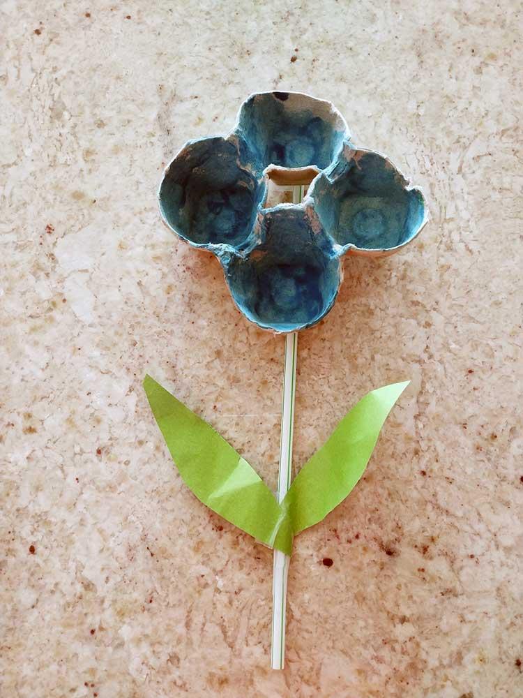 花:つぼみ組クラフト